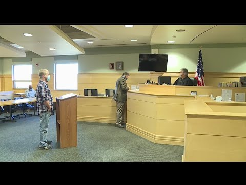 Group charged with violating stay-at-home order after Girard accident pleads not guilty