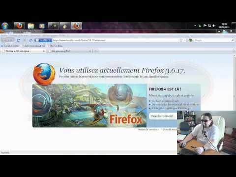 Présentation du programme Tor Browser Bundle