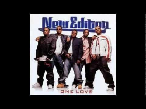 New Edition One Love - INTERLUDE TRACK - Slow Jams 2005