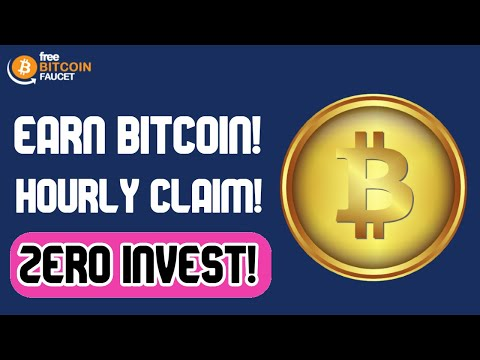 Claim & Earn - Free Bitcoin Earning Site I Claim Free Bitcoins I Highest Paying Bitcoin Faucet 2020