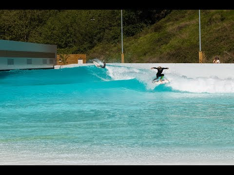 URBNSURF | Wave Frequency at the Cove