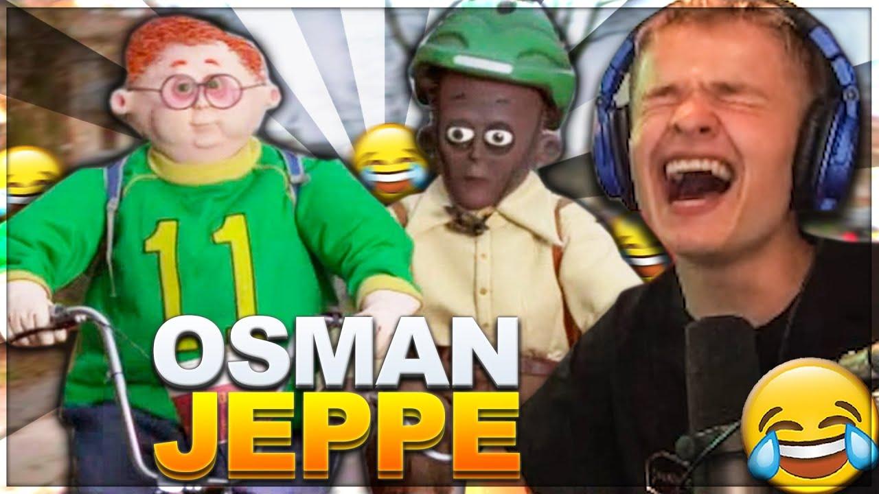 JAXSTYLE TJEKKER: OSMAN OG JEPPE (SJOVESTE SERIE!) #1