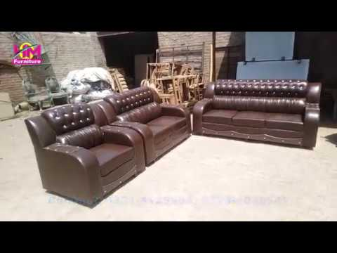 Furniture New SGW 6 Seatar Sofa Set For Sale - H M Furniture Thokar Niaz Baig Lahore 03214129994