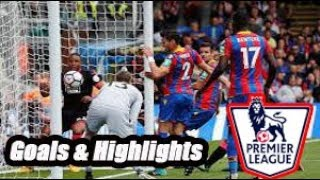 Huddersfield vs Crystal Palace - Goals & Highlights - Premier League 18-19