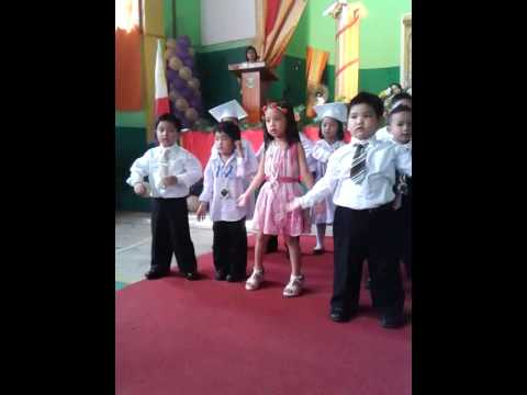 March282015 - PreSchoolers Song - Recognition Day