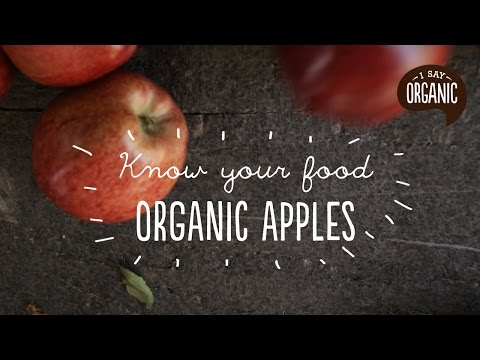 Know your food - Organic Apples