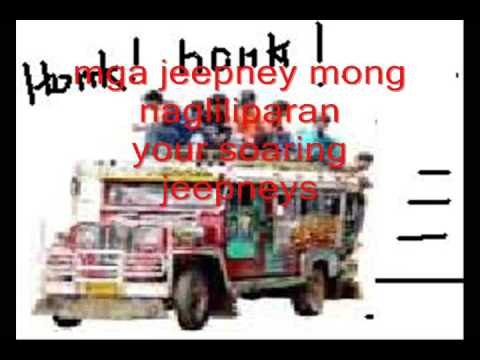Manila, Manila by Hotdog  with English lyrics - a Carldecs v