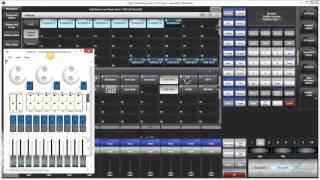 Видео урок №1 Интерфейс Аволайтс Титан ОС (Avolites Titan )