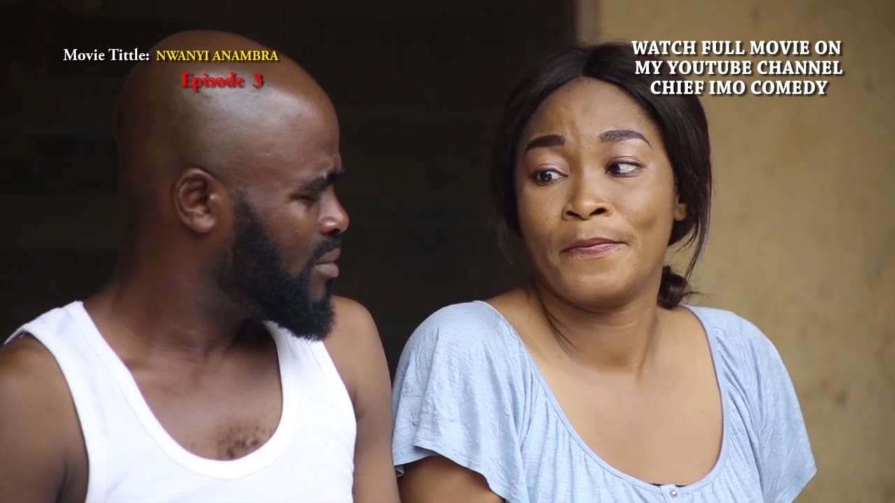 Download Nwanyi Anambra na  imo 3|| 2019 nollywood movies || chief imo on hide out (subtitles)