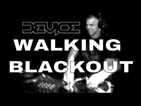 Walking Blackout // DEVICE // Hard Techno Mix