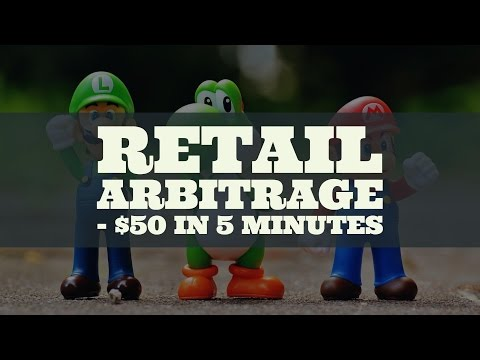 #RAinRL Retail Arbitrage - $50 in 5 Minutes That Anyone Can Do! Utilizing Amazon Trade In Program
