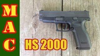 HS2000 - Croatian 9mm Pistol