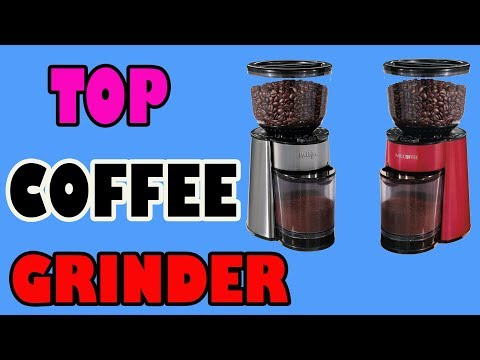 TOP : Mr Coffee Burr Grinder for You
