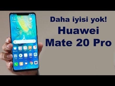 Huawei Mate 20 Pro | Daha iyisi yok!