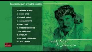 Ez Nexweşim - Kazo (Official Music Video) #Eznexweşim #Kazo