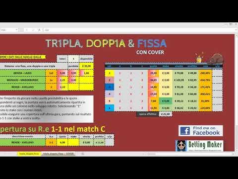 Tr1pla, Doppia & F1ssa vince ancora!