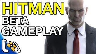 Hitman 2016 Beta PS4 Gameplay Walkthrough (livestream)