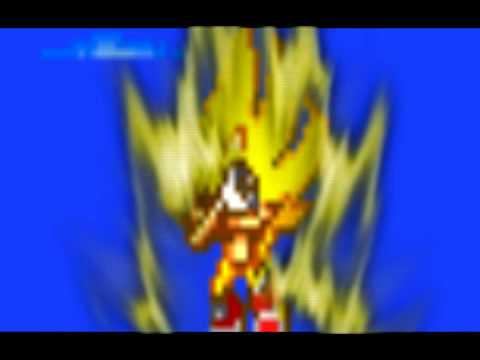 Super sonic 3 transformation youtube - Super sonic 6 ...