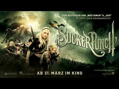 Sucker Punch - offizieller Trailer deutsch german HD