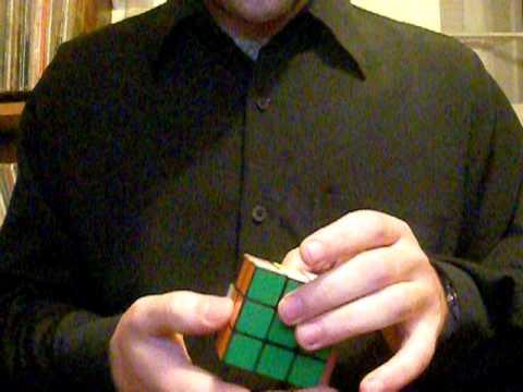 Montando o cubo mágico! - Cisilotto