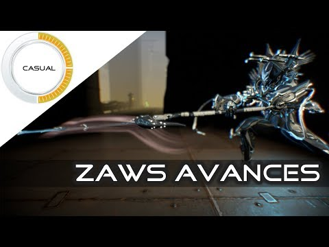 Les Zaws (Avancé & Craft) - Warframe [FR]