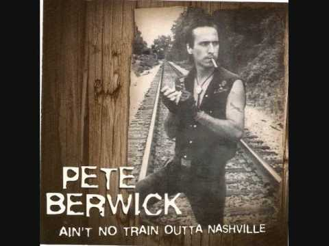 Cowpunk Pioneer Pete Berwick Spits Out