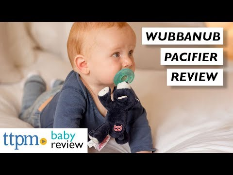 WubbaNub Pacifier Sports Collection from WubbaNub