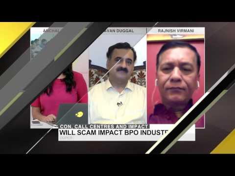 Gravitas- Multi-million dollar, Indian call centre scam