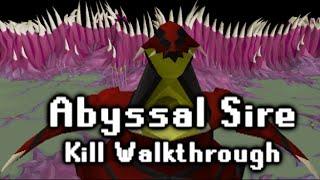 old school runescape abyssal sire boss