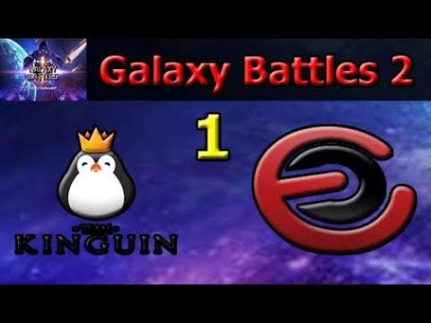 Kinguin vs Evil Corporation Game 1 | EU Semifinals | Galaxy Battles 2
