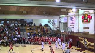 EB-Jim Harris Tournament Highlights (12-08-12) vs JSerra HS (CA)