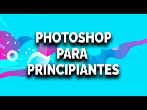 Adobe Photoshop para principiantes