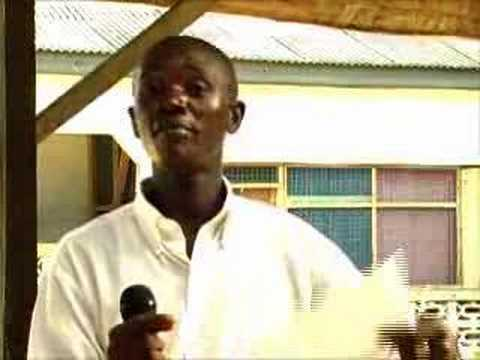 Testimony from Sierra Leonean community in Buduburam