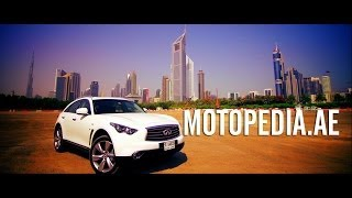 Dubai UAE Car Review: Motopedia.ae is a UAE car review show