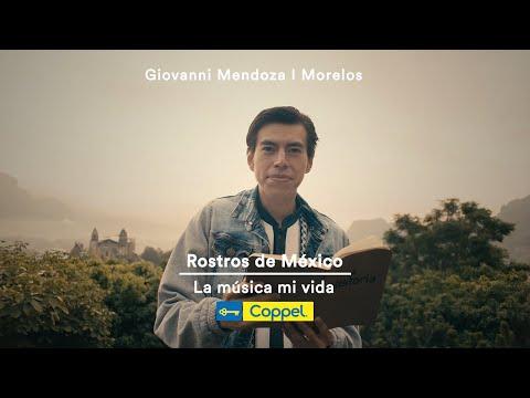 La música mi vida –Rostros de México | Coppel