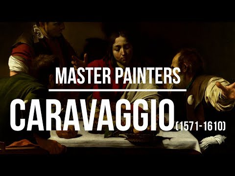 Caravaggio (1571-1610) A collection of paintings 4K Ultra HD Silent Slideshow