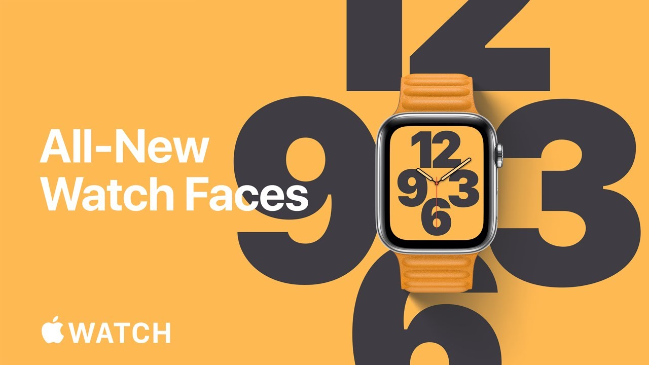 Download Apple Watch — All-New Watch Faces