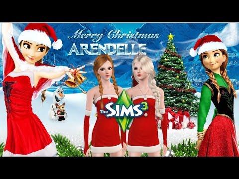 The Sims 3 Frozen - ตอนพิเศษในวันคริสต์มาส