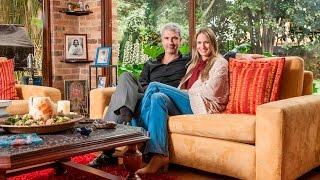 La casa de Geraldine Zivic y Gonzalo Vivanco