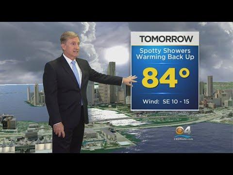 CBSMiami.com Weather 11/20/17 11 PM
