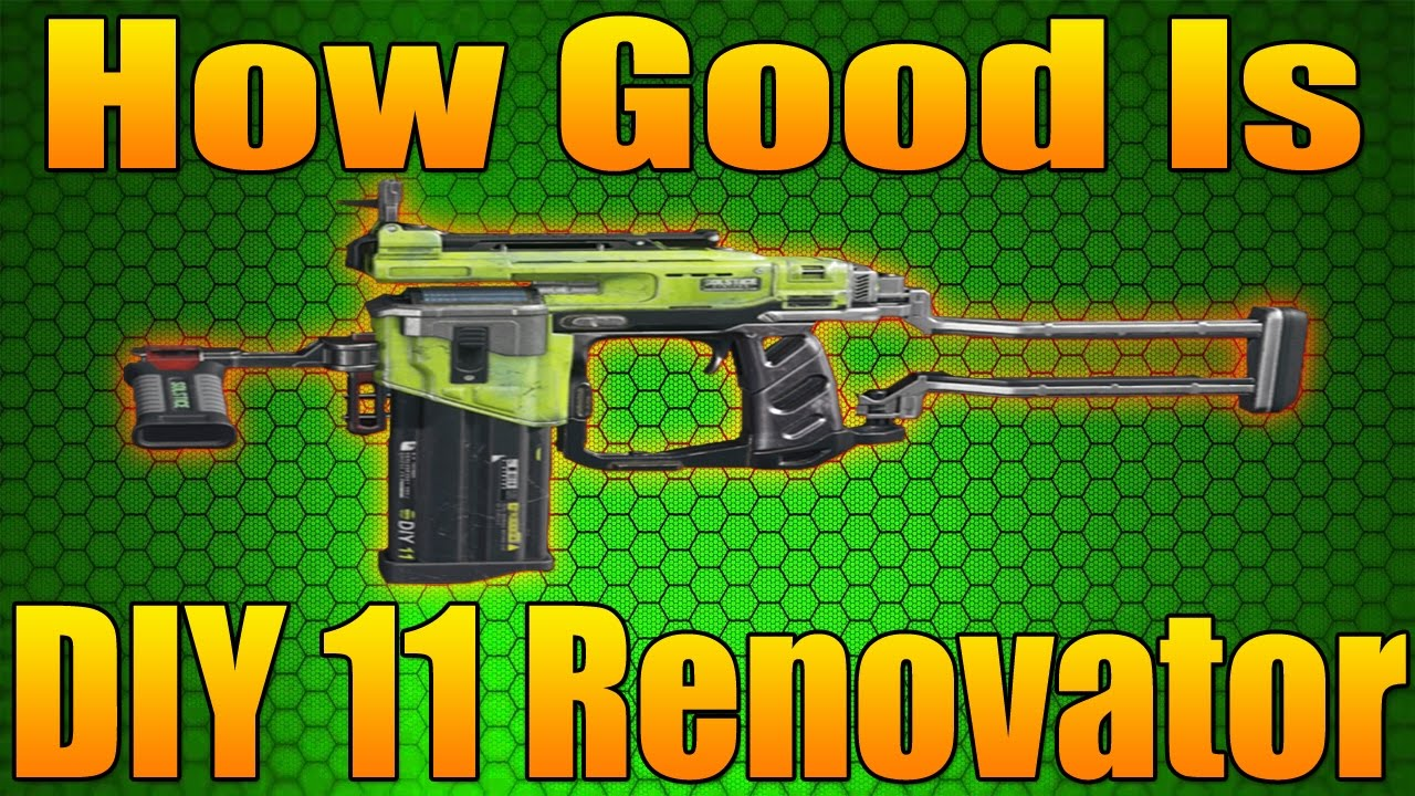 how to get the renovator black ops 3