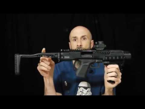 Glock SBR Pistol to Carbine Conversion Review Introduction
