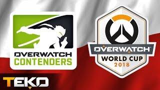 Overwatch Contenders w Polsce! Polski Komitet World Cup!
