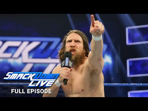 WWE SmackDown LIVE Full Episode, 18 December 2018