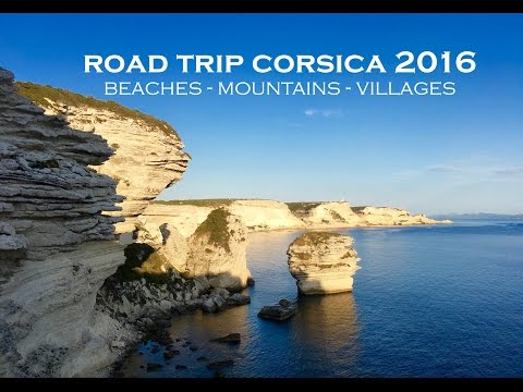 Corsica / Korsika 2016 - Palombaggia - Restonica - Bonifacio (Full HD - GoPro Hero4)