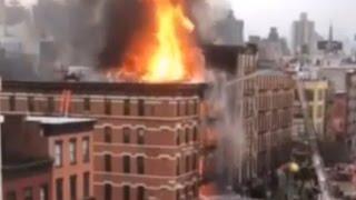 20150326 7th Alarm - Gas Explosion New York, Ny