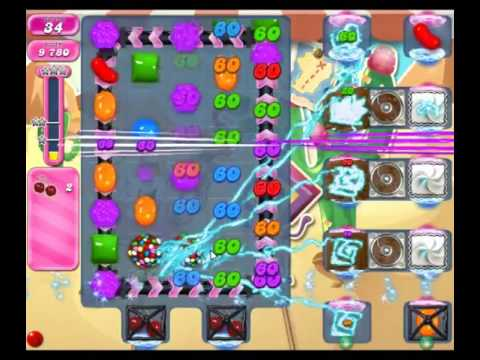 Candy Crush Saga Level 2146 - NO BOOSTERS