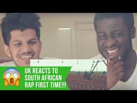 Cassper Nyovest - Ksazobalit Reaction | UK REACT TO SOUTH AFRICAN MUSIC FOR THE FIRST TIME!!!
