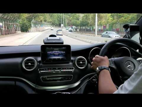 Benz w447 V250d 安裝教學 裝配 DTE Chiptuning & Pedalbox V3 車主即場試車回覆……