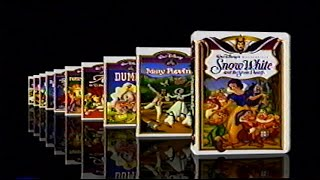 Opening to 'Dumbo' (VHS)
